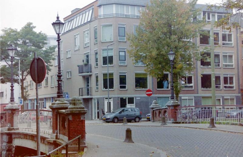 Noordsingel 54c, Rotterdam