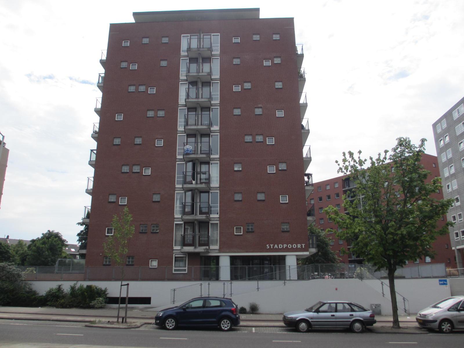 Pompenburg 98, Rotterdam